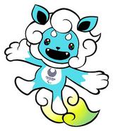 Tokyo 2020 Mascot (Paralympic B Runner-Up)