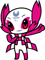 Someity (Tokyo 2020 Paralympic Games Mascot)