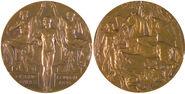 London 1908 Gold
