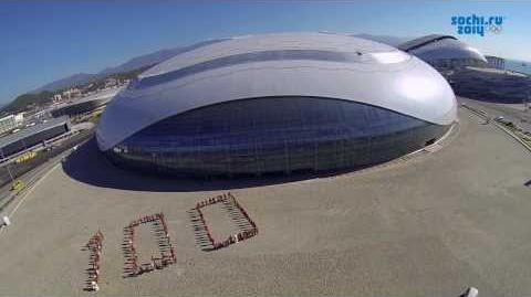 100 days to go until Sochi 2014!