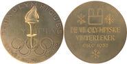 Oslo 1952 Gold