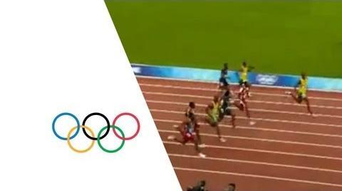 Usain Bolt Breaks 100m World Record In 9