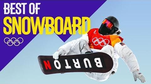 Best Of... Snowboard! Pyeongchang 2018 Eurosport