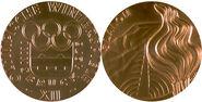 Innsbruck 1976 Gold