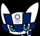 Tokyo 2020/Mascots