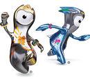 London 2012/Mascots