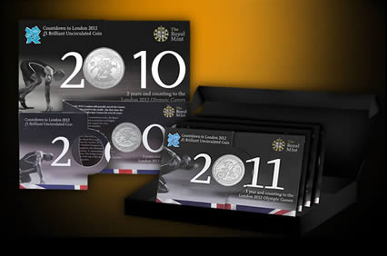 File:Royal Mint Countdown to London coins.jpg