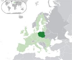 Poland location