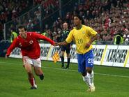 Ronaldinho Action