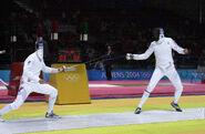 Fencing 2004