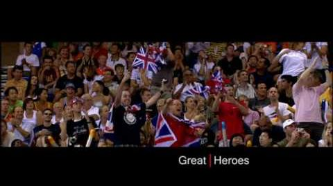 Team GB Beijing 2008 Highlights