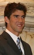 Michael Phelps Head