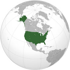 United States Location