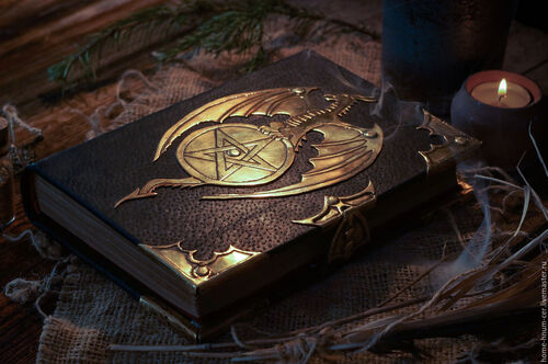 Book of the supernatural