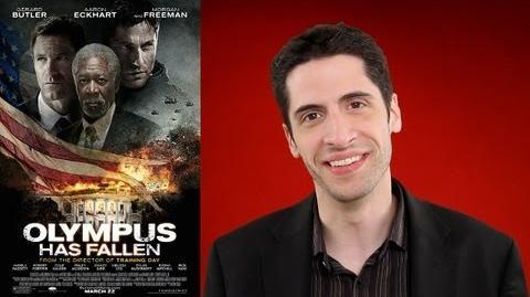 Olympus Has Fallen movie review