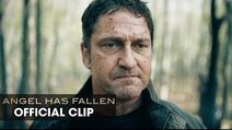 """Angel Has Fallen (2019 Movie) Official Clip """"Father Son Reunion"""" — Gerard Butler, Nick Nolte"""