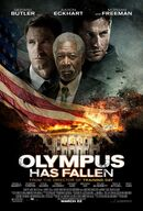 Olympus Has Fallen theatrical poster