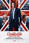 London Has Fallen theatrical poster