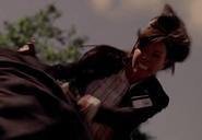OHF- Nat Milo beats up a SS agent