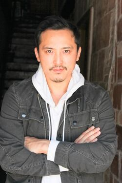 OHF stunt actor Scott Yi
