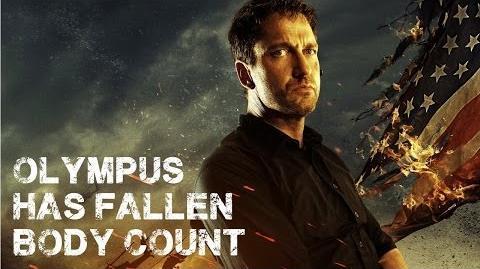 Olympus Has Fallen Body Count