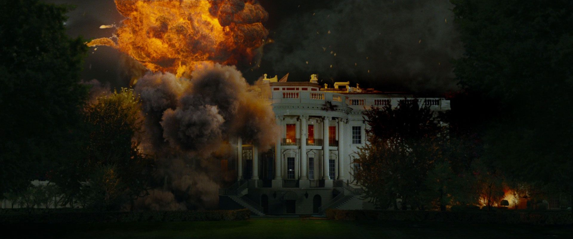 Washington Has Fallen