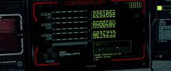 OHF- Cerberus Code