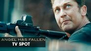 "Angel Has Fallen (2019 Movie) Official TV Spot ""Summer"" — Gerard Butler, Morgan Freeman-0"