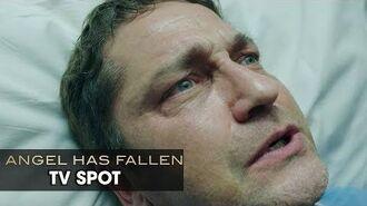"Angel Has Fallen (2019 Movie) Official TV Spot ""Guardian"" — Gerard Butler, Morgan Freeman-0"