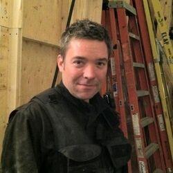 OHF stunt man Kevin Beard