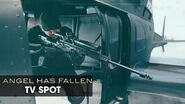 "Angel Has Fallen (2019 Movie) Official TV Spot ""Countdown Find"" — Gerald Butler, Morgan Freeman"