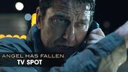 "Angel Has Fallen (2019 Movie) Official TV Spot ""Good Man"" — Gerald Butler, Morgan Freeman"