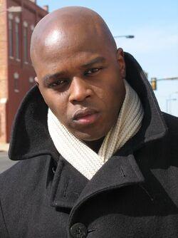 OHF actor Edrick Browne