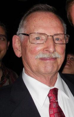 OHF CIA director actor Darrell L. Connerton