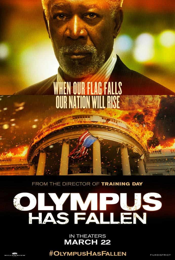 Olympus Has Fallen Dan Bilzerian Scene