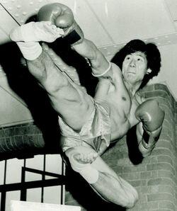 OHF- Philip Tan stuntman