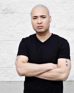 OHF actor Jeramie Dominguez