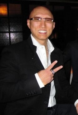 OHF actor Arnold Chon