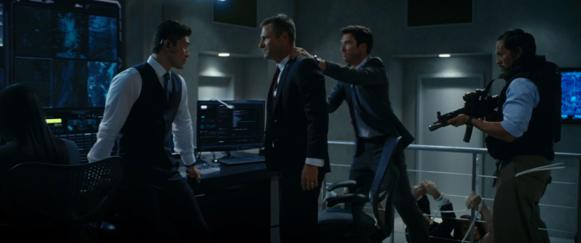 Yu | Olympus Has Fallen Wiki | FANDOM powered by Wikia - photo#48