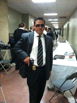 OHF actor Cesar Marquez