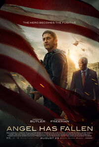Angel Has Fallen poster 2