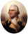 George Washington in uniform