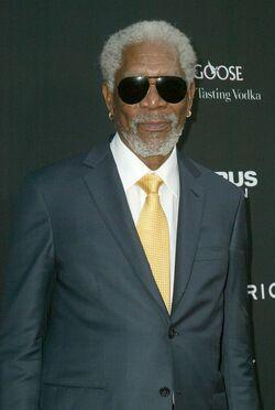 OHF premiere Morgan Freeman