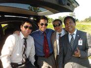 OHF crew- Simon Rhee, Jason Yee, James Lew and Darryl Chan