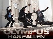 OHF stuntmen featured in screensaver poster
