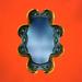 Perseus mirror shield