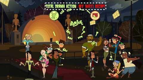 Video - Total Drama Action My Way Recap! | Omauri's Total Drama My