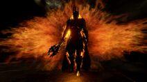 Sauron téléportation