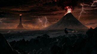 Visuel du Mordor