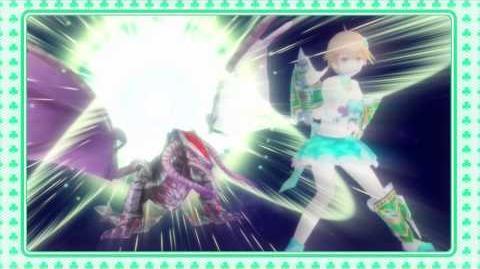 PS4「オメガクインテット」プロモーションムービー「世界観編」